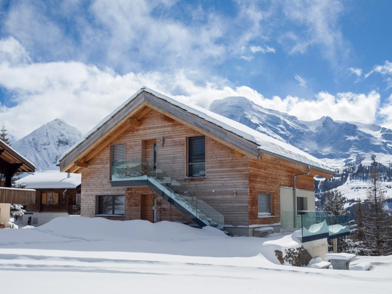Ferienwohnung Chalet Avista moderne Ferienwohnung auf Rosswald im Wallis (2296310), Rosswald, Brig - Simplon, Wallis, Schweiz, Bild 1
