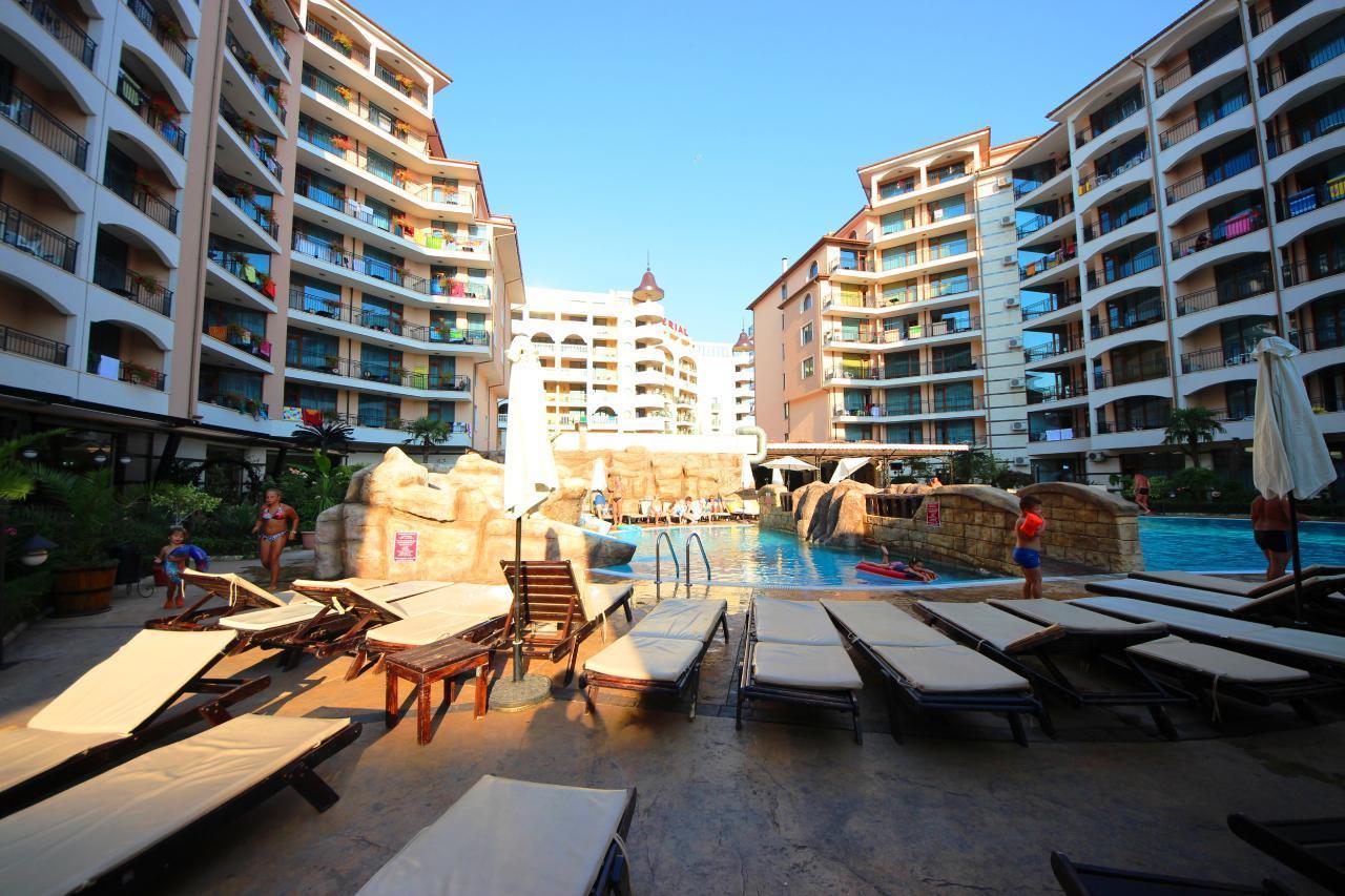 Karolina B38 Sunny beach Apartament 6 personen
