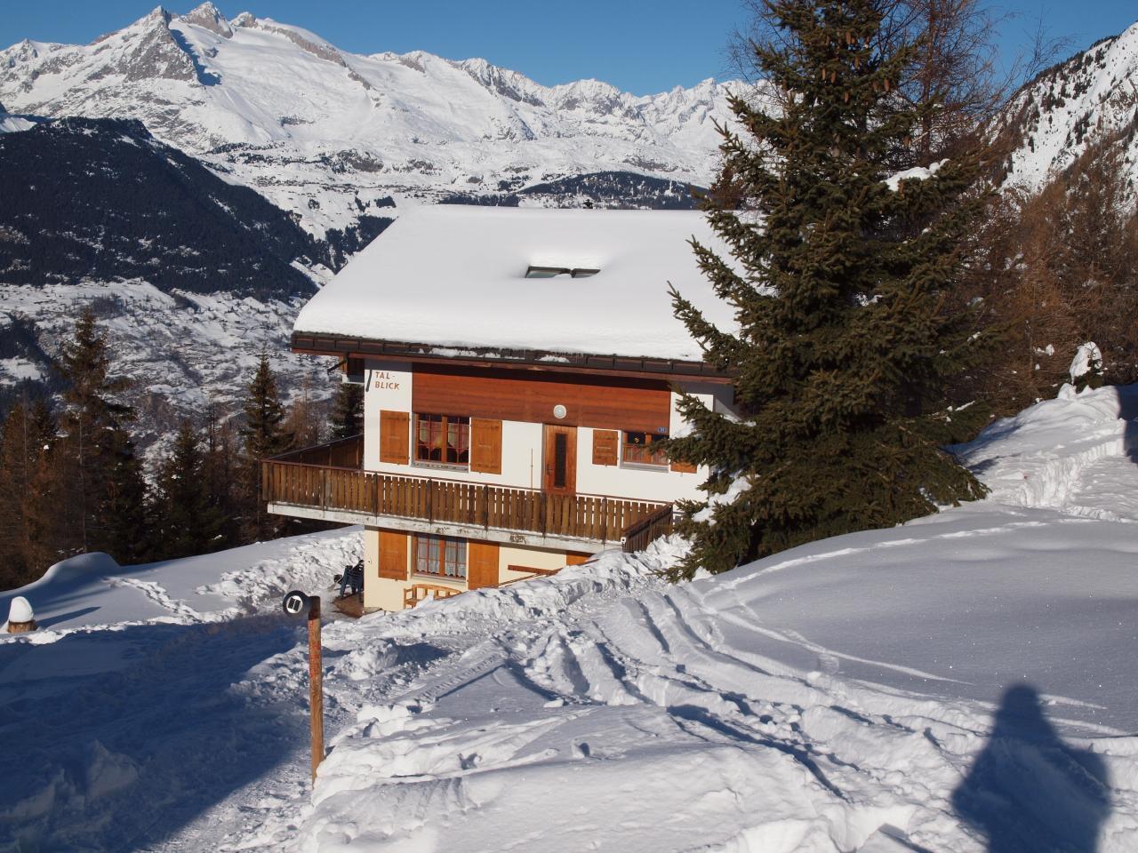 Ferienwohnung Chalet Talblick auf Rosswald im Wallis (2303665), Rosswald, Brig - Simplon, Wallis, Schweiz, Bild 1