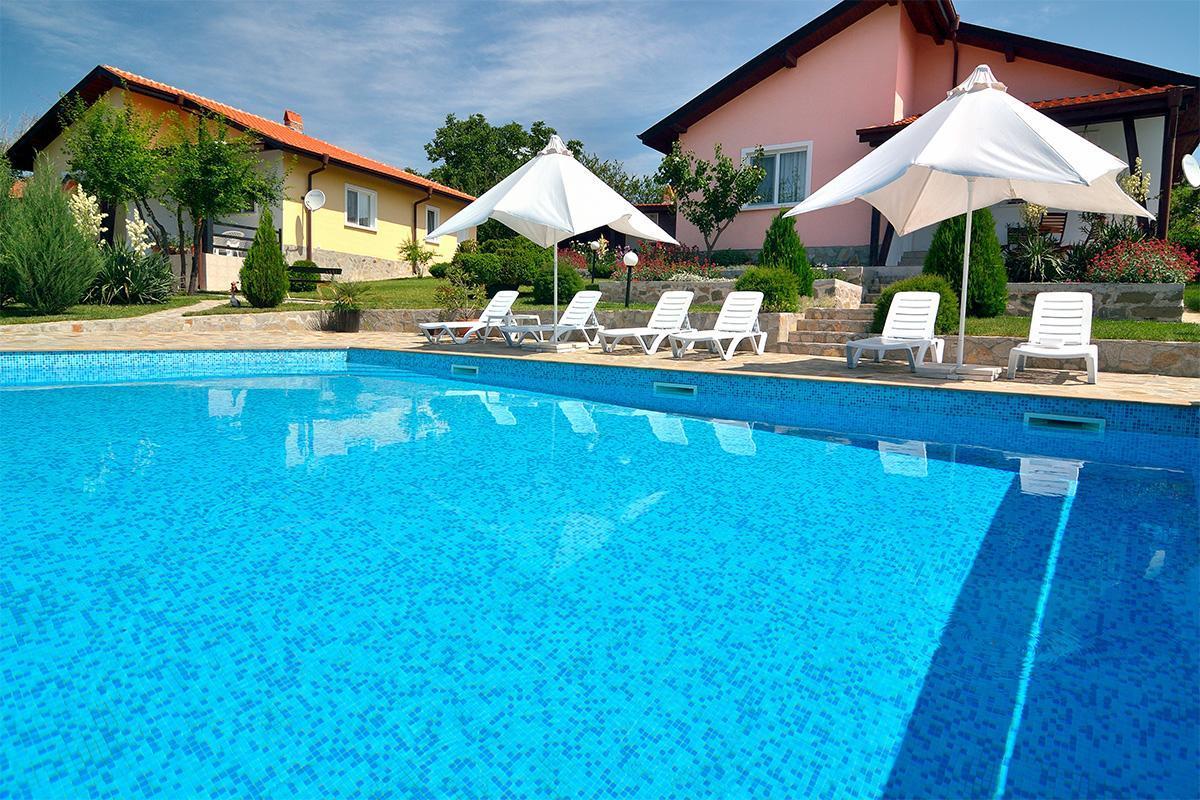 Royal Villas mit Pool