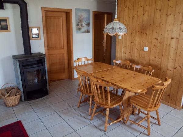 Ferienhaus Moderne Ferienwohnung auf Rosswald   Chalet Silberdistel (2311566), Rosswald, Brig - Simplon, Wallis, Schweiz, Bild 11