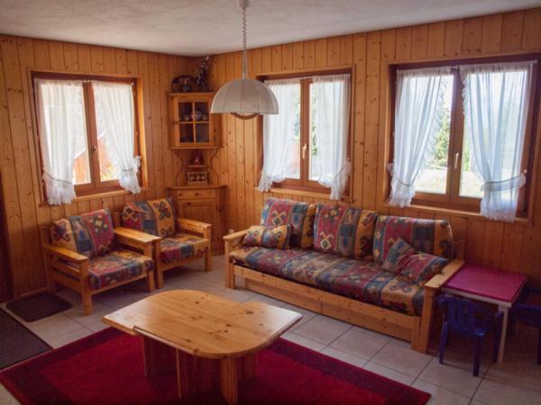 Ferienhaus Moderne Ferienwohnung auf Rosswald   Chalet Silberdistel (2311566), Rosswald, Brig - Simplon, Wallis, Schweiz, Bild 10