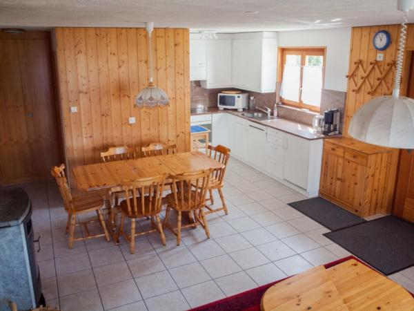Ferienhaus Moderne Ferienwohnung auf Rosswald   Chalet Silberdistel (2311566), Rosswald, Brig - Simplon, Wallis, Schweiz, Bild 7