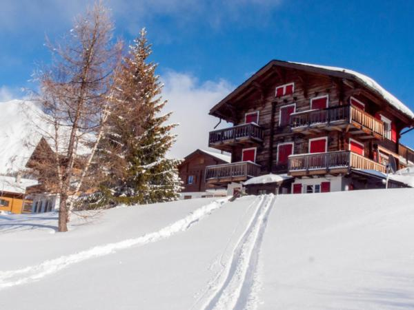 Ferienwohnung Chalet Ahorn | ein typisches Walliser Chalet auf Rosswald (2311568), Rosswald, Brig - Simplon, Wallis, Schweiz, Bild 13