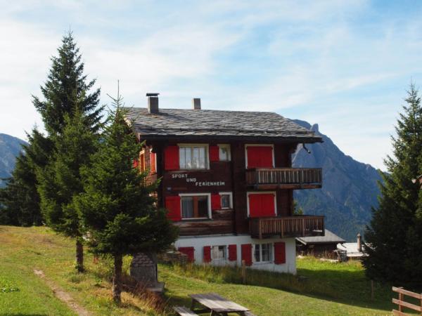 Ferienwohnung Chalet Ahorn | ein typisches Walliser Chalet auf Rosswald (2311568), Rosswald, Brig - Simplon, Wallis, Schweiz, Bild 12