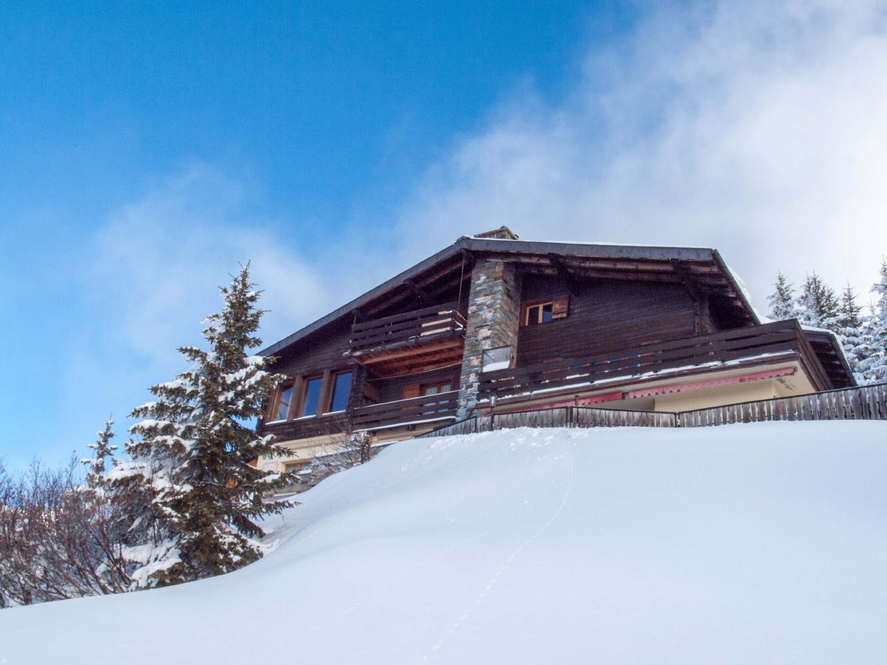 Ferienwohnung Chalet Panorama   majestätische Aussicht über die Walliser Alpen (2311749), Rosswald, Brig - Simplon, Wallis, Schweiz, Bild 3