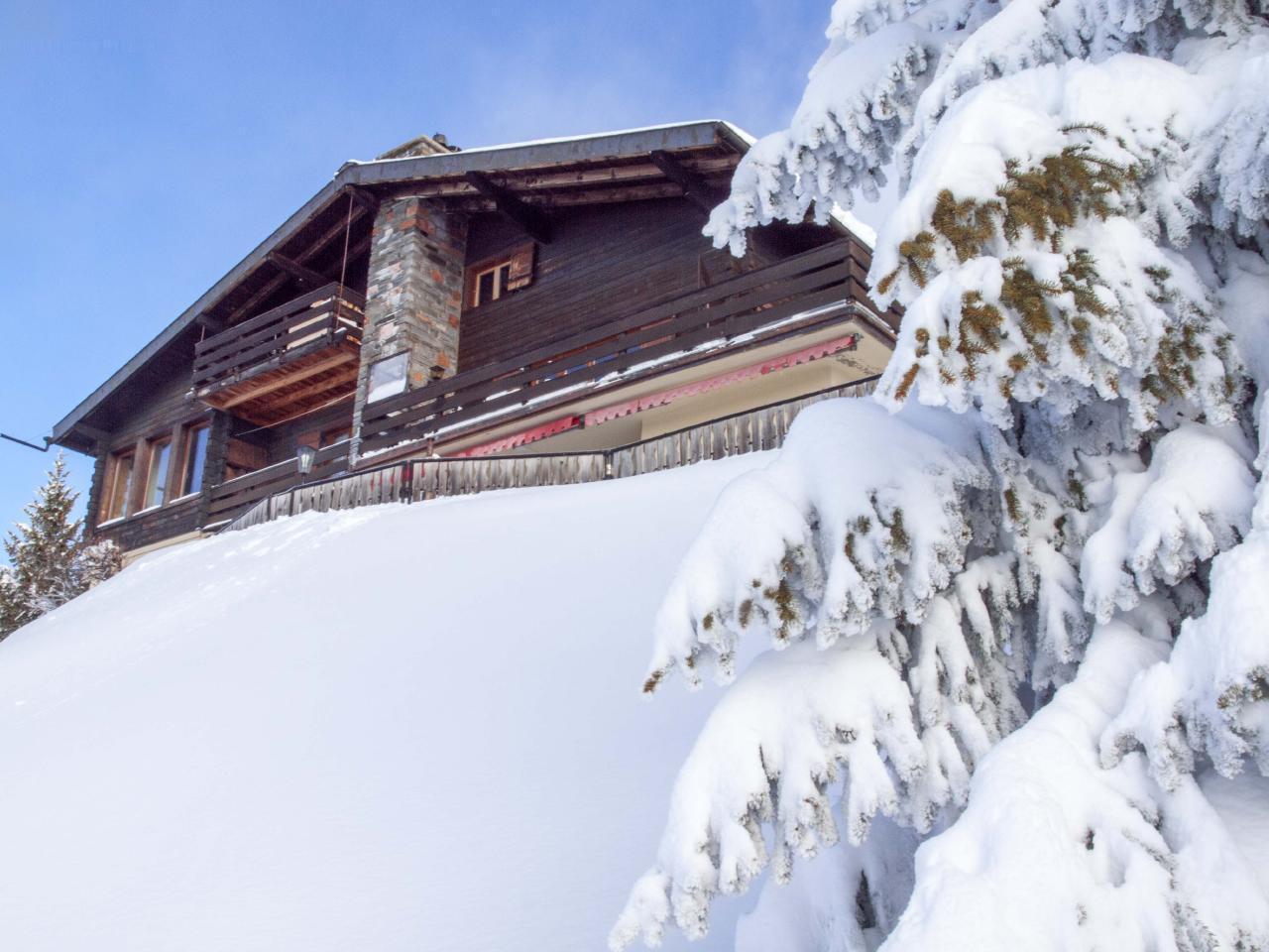Ferienwohnung Chalet Panorama | majestätische Aussicht über die Walliser Alpen (2311749), Rosswald, Brig - Simplon, Wallis, Schweiz, Bild 2