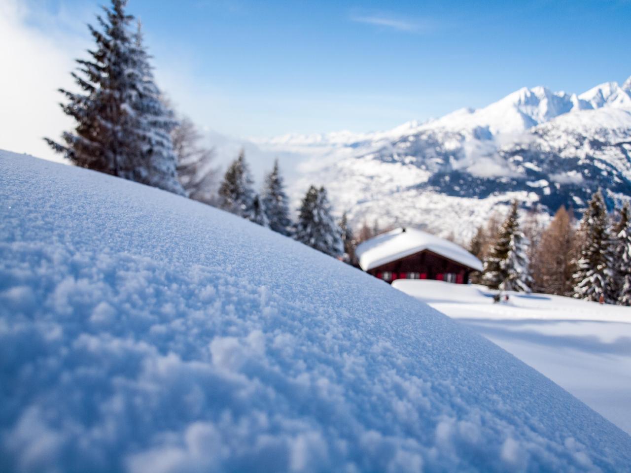 Ferienwohnung Chalet Bergfink | Ferienwohnung in den Walliser Bergen auf Rosswald (2311758), Rosswald, Brig - Simplon, Wallis, Schweiz, Bild 10