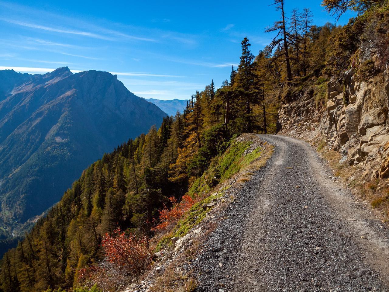 Ferienwohnung Chalet Bergfink | Ferienwohnung in den Walliser Bergen auf Rosswald (2311758), Rosswald, Brig - Simplon, Wallis, Schweiz, Bild 15