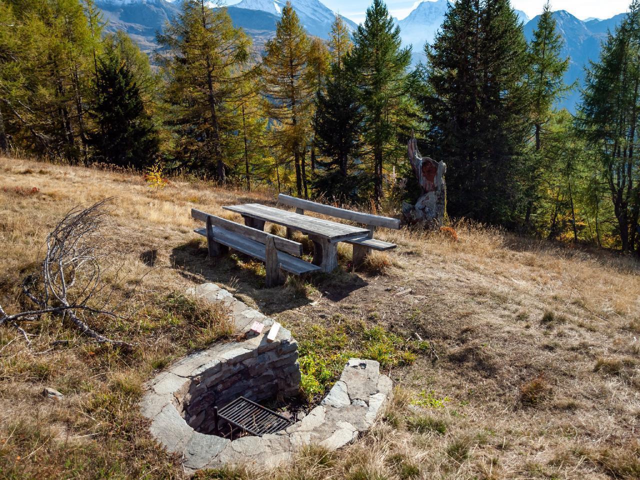 Ferienwohnung Chalet Bergfink | Ferienwohnung in den Walliser Bergen auf Rosswald (2311758), Rosswald, Brig - Simplon, Wallis, Schweiz, Bild 20