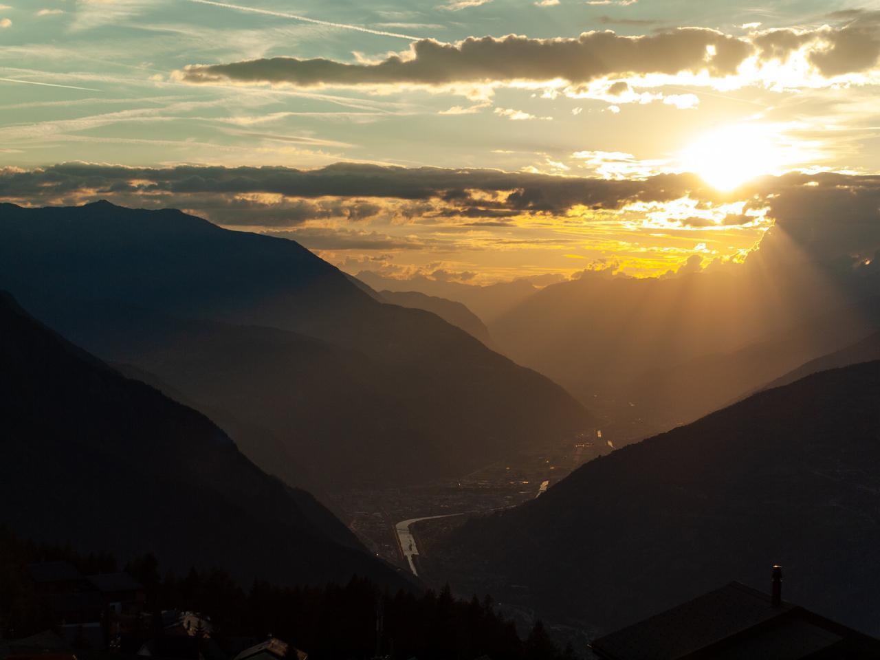 Ferienwohnung Chalet Bergfink | Ferienwohnung in den Walliser Bergen auf Rosswald (2311758), Rosswald, Brig - Simplon, Wallis, Schweiz, Bild 17