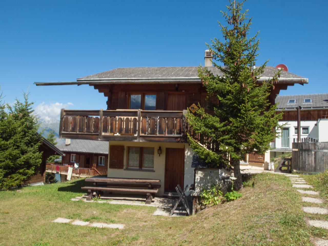 Ferienhaus Chalet Fridi auf Rosswald im Wallis Wohnung Erdgeschoss (2311759), Rosswald, Brig - Simplon, Wallis, Schweiz, Bild 1