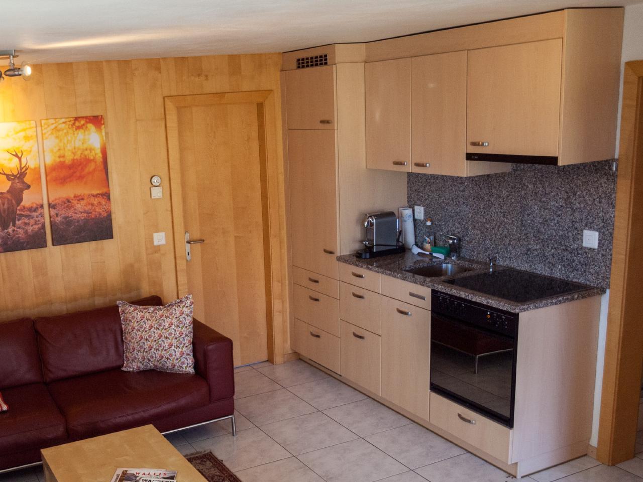 Ferienhaus Chalet Fridi auf Rosswald im Wallis Wohnung Erdgeschoss (2311759), Rosswald, Brig - Simplon, Wallis, Schweiz, Bild 8