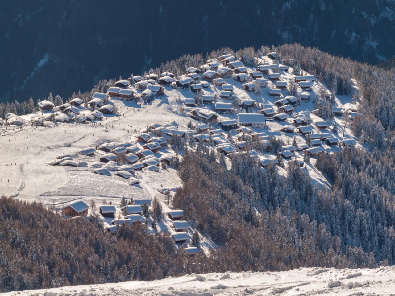 Ferienhaus Chalet Fridi auf Rosswald im Wallis Wohnung Erdgeschoss (2311759), Rosswald, Brig - Simplon, Wallis, Schweiz, Bild 16