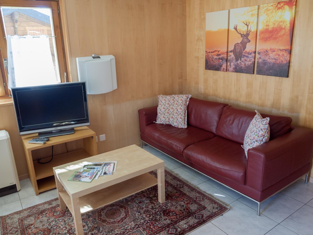 Ferienhaus Chalet Fridi auf Rosswald im Wallis Wohnung Erdgeschoss (2311759), Rosswald, Brig - Simplon, Wallis, Schweiz, Bild 6