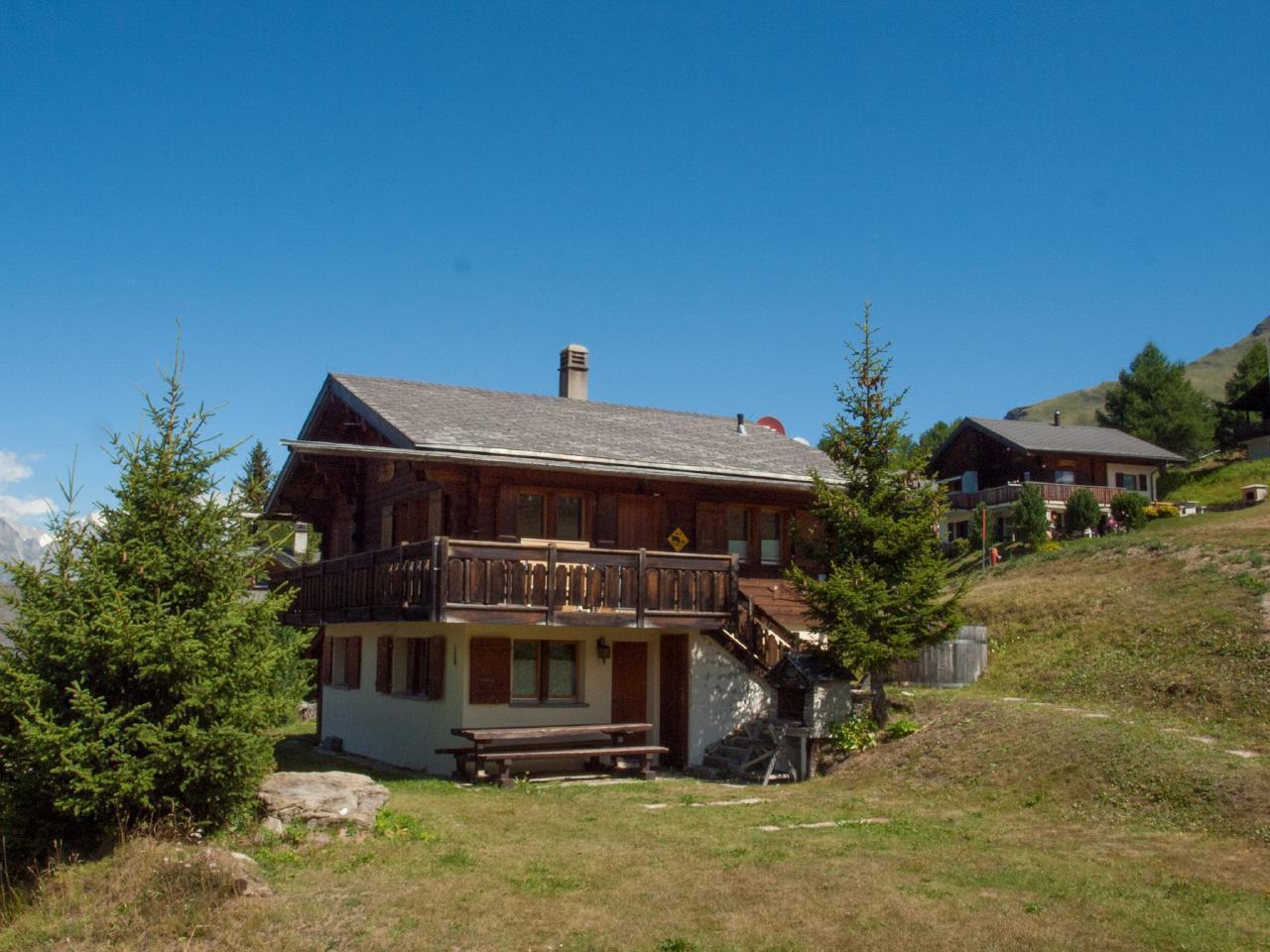 Ferienhaus Chalet Fridi auf Rosswald im Wallis Wohnung Erdgeschoss (2311759), Rosswald, Brig - Simplon, Wallis, Schweiz, Bild 4