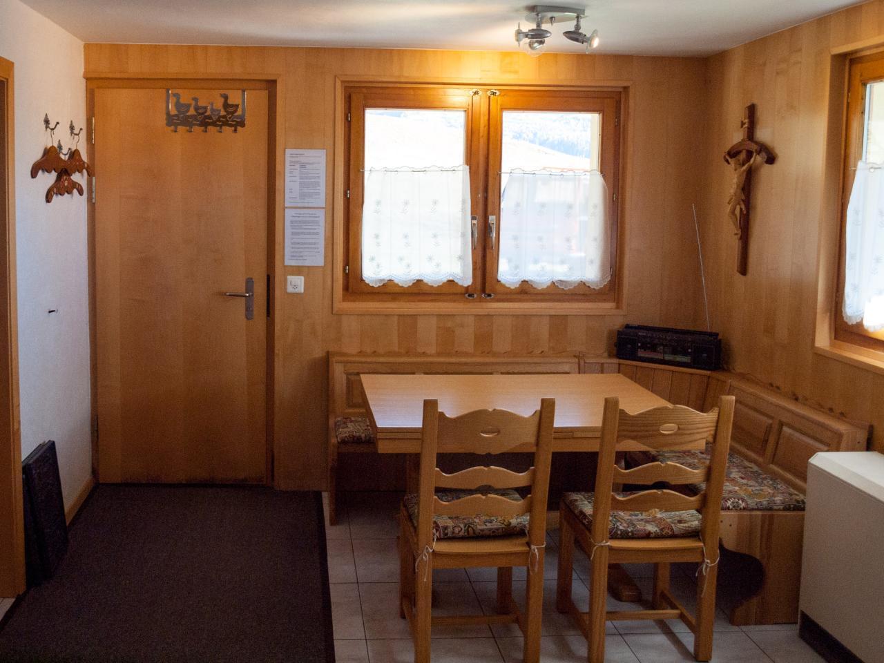 Ferienhaus Chalet Fridi auf Rosswald im Wallis Wohnung Erdgeschoss (2311759), Rosswald, Brig - Simplon, Wallis, Schweiz, Bild 10