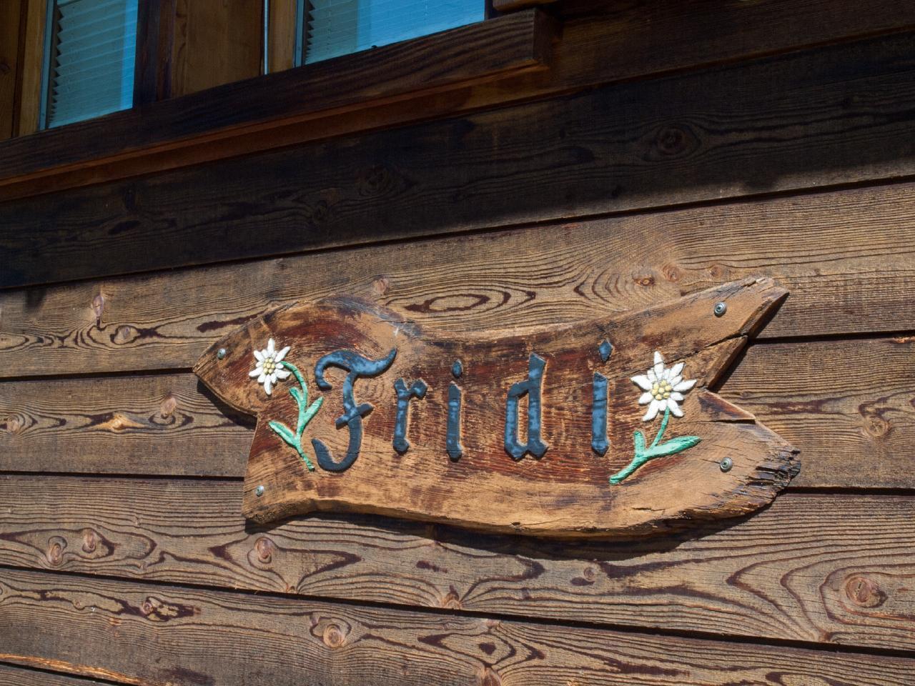 Ferienhaus Chalet Fridi auf Rosswald im Wallis Wohnung Erdgeschoss (2311759), Rosswald, Brig - Simplon, Wallis, Schweiz, Bild 3