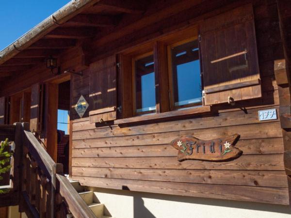 Ferienhaus Chalet Fridi auf Rosswald im Wallis | OG (2314655), Rosswald, Brig - Simplon, Wallis, Schweiz, Bild 7