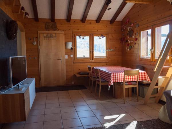 Ferienhaus Chalet Fridi auf Rosswald im Wallis | OG (2314655), Rosswald, Brig - Simplon, Wallis, Schweiz, Bild 9