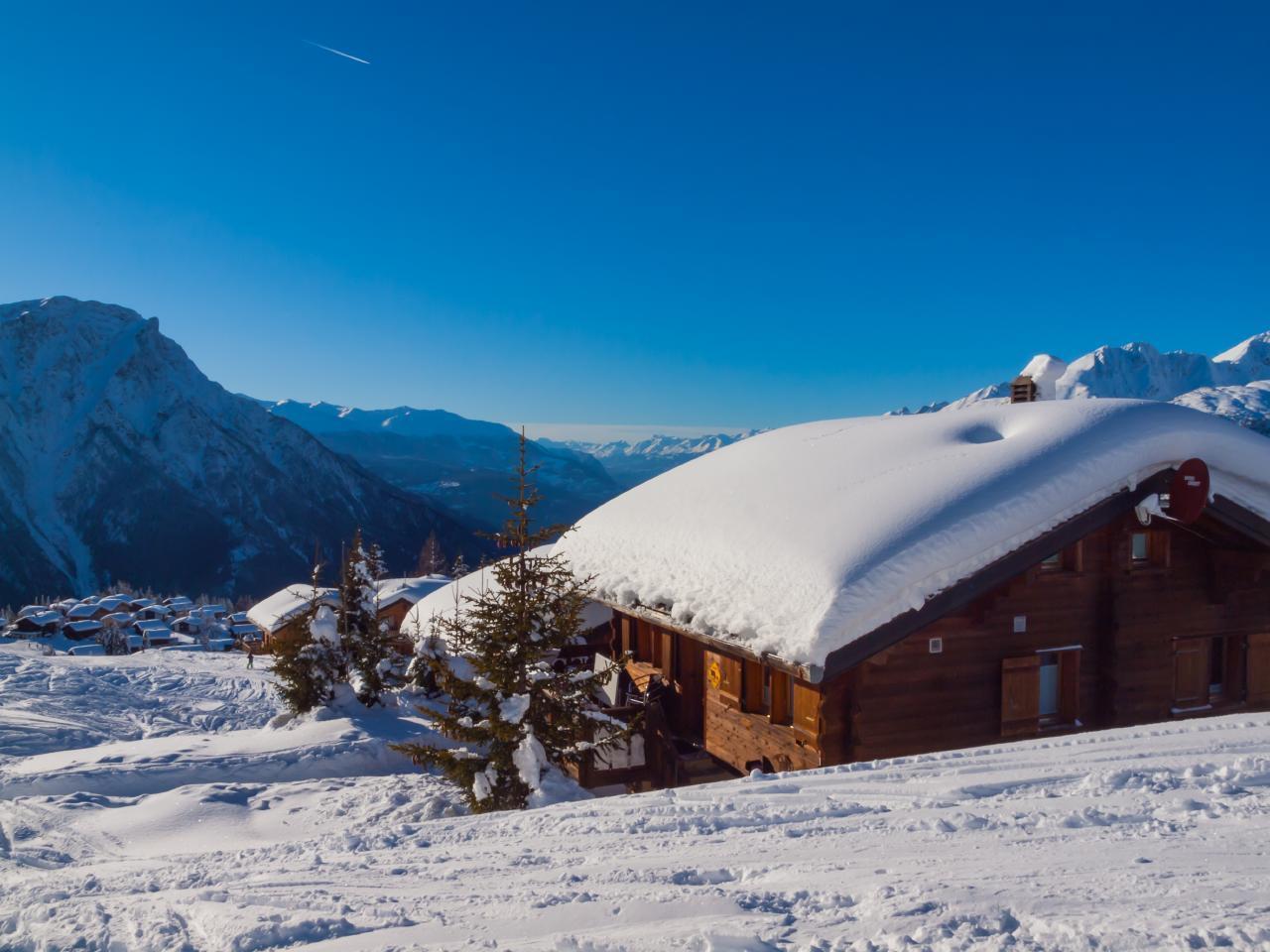 Ferienhaus Chalet Fridi auf Rosswald im Wallis | OG (2314655), Rosswald, Brig - Simplon, Wallis, Schweiz, Bild 6