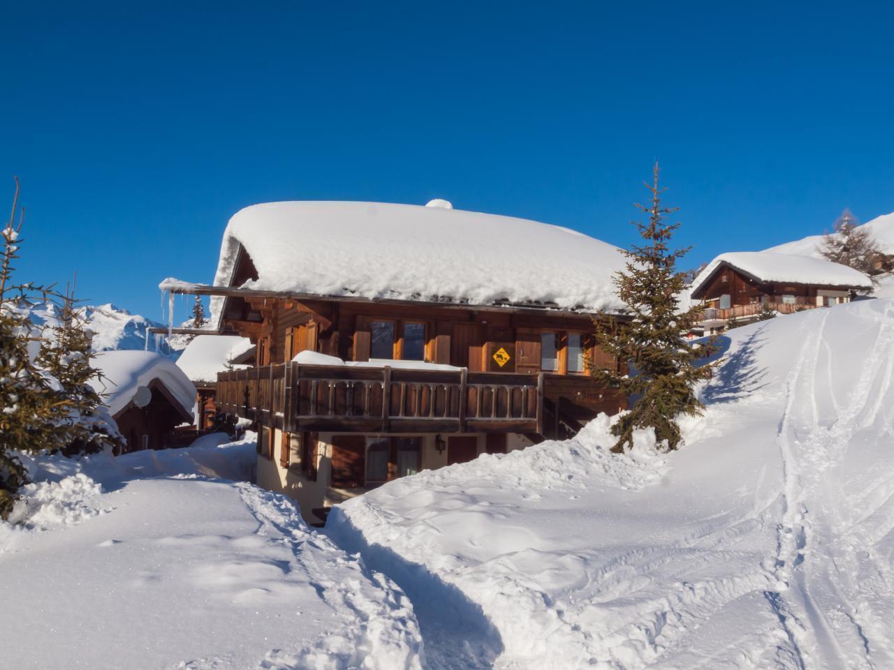Ferienhaus Chalet Fridi auf Rosswald im Wallis | OG (2314655), Rosswald, Brig - Simplon, Wallis, Schweiz, Bild 2