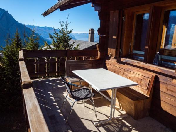 Ferienhaus Chalet Fridi auf Rosswald im Wallis | OG (2314655), Rosswald, Brig - Simplon, Wallis, Schweiz, Bild 20