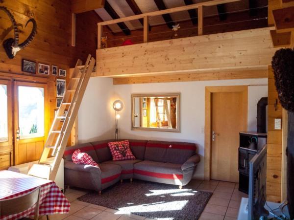 Ferienhaus Chalet Fridi auf Rosswald im Wallis | OG (2314655), Rosswald, Brig - Simplon, Wallis, Schweiz, Bild 1