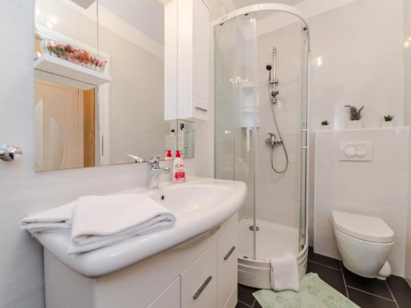 Ferienwohnung Apartment Stipe 2 + 2, nur 200 m vom Sandstrand entfernt (2319172), Privlaka, , Dalmatien, Kroatien, Bild 14