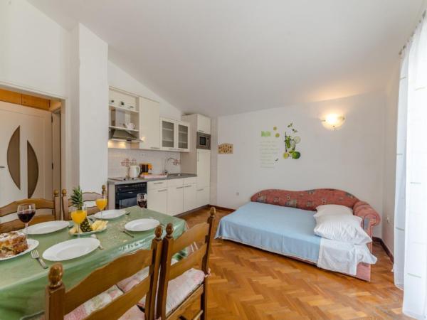 Ferienwohnung Apartment Stipe 2 + 2, nur 200 m vom Sandstrand entfernt (2319172), Privlaka, , Dalmatien, Kroatien, Bild 8