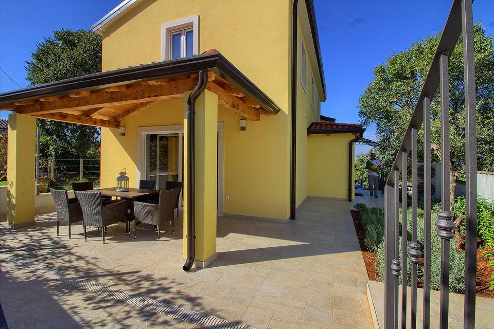 Ferienhaus Schöne neue Villa Mugeba I mit Pool, max 6 + 2 Personen, nur 2km vom Strand entfernt, nähe (2322769), Mugeba, , Istrien, Kroatien, Bild 5