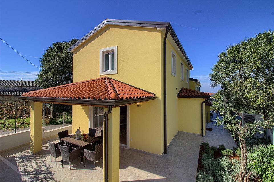 Ferienhaus Schöne neue Villa Mugeba I mit Pool, max 6 + 2 Personen, nur 2km vom Strand entfernt, nähe (2322769), Mugeba, , Istrien, Kroatien, Bild 8