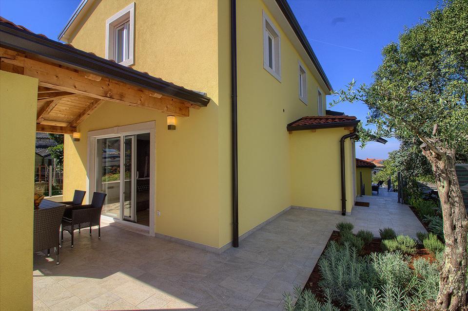 Ferienhaus Schöne neue Villa Mugeba I mit Pool, max 6 + 2 Personen, nur 2km vom Strand entfernt, nähe (2322769), Mugeba, , Istrien, Kroatien, Bild 7