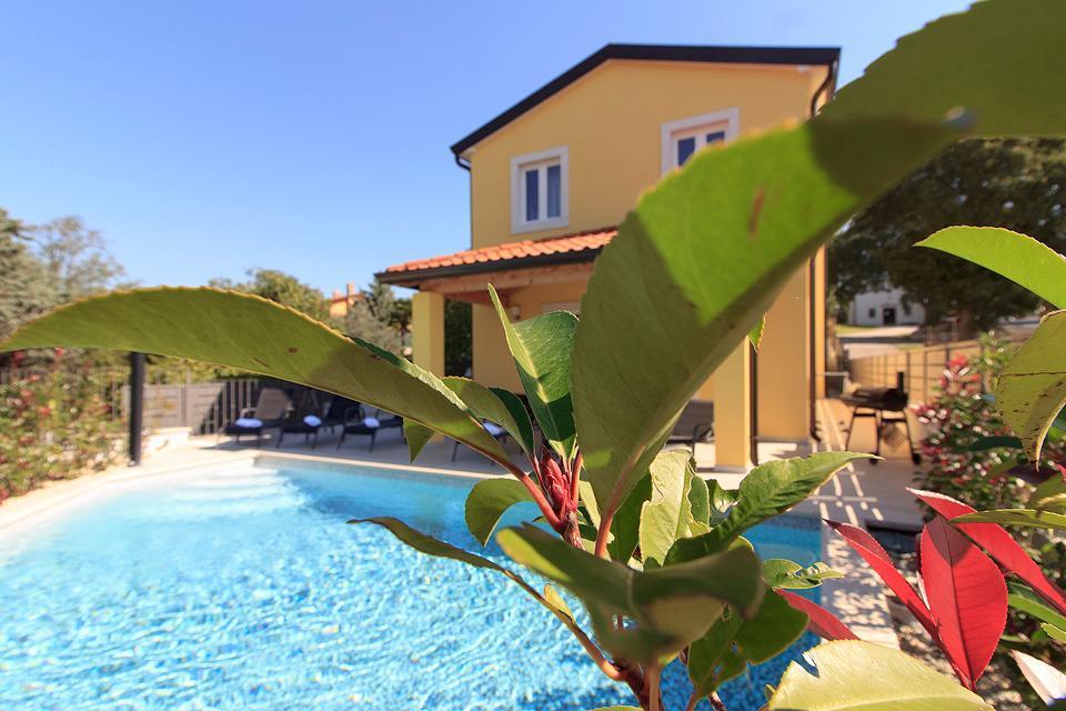 Ferienhaus Schöne neue Villa Mugeba I mit Pool, max 6 + 2 Personen, nur 2km vom Strand entfernt, nähe (2322769), Mugeba, , Istrien, Kroatien, Bild 2