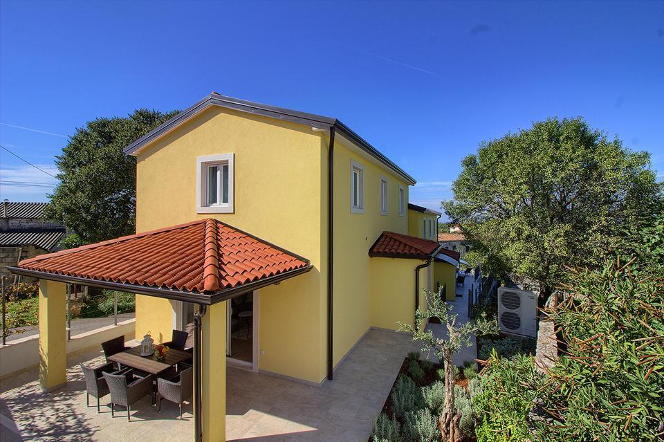Ferienhaus Schöne neue Villa Mugeba I mit Pool, max 6 + 2 Personen, nur 2km vom Strand entfernt, nähe (2322769), Mugeba, , Istrien, Kroatien, Bild 9