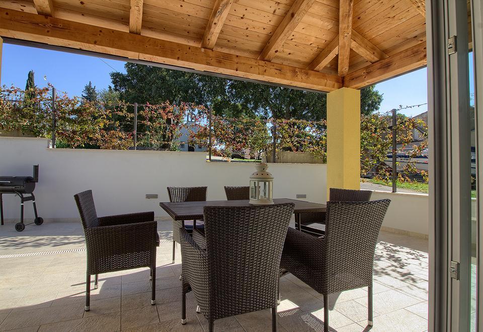 Ferienhaus Schöne neue Villa Mugeba I mit Pool, max 6 + 2 Personen, nur 2km vom Strand entfernt, nähe (2322769), Mugeba, , Istrien, Kroatien, Bild 10