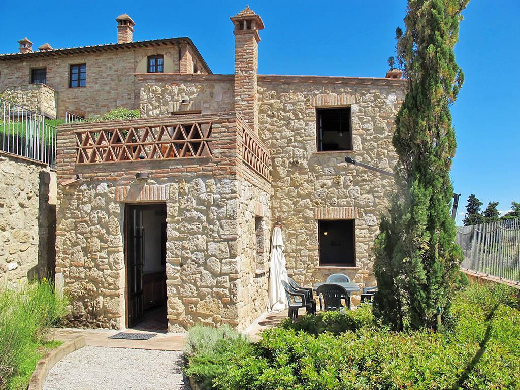 Ferienwohnung Privat Apartment mit Ausblick (2326567), Asciano, Siena, Toskana, Italien, Bild 2
