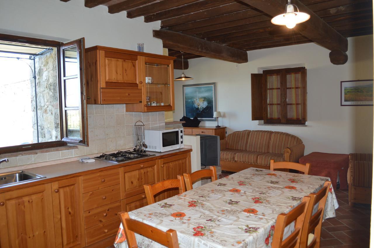 Ferienwohnung Privat Apartment mit Ausblick (2326567), Asciano, Siena, Toskana, Italien, Bild 9