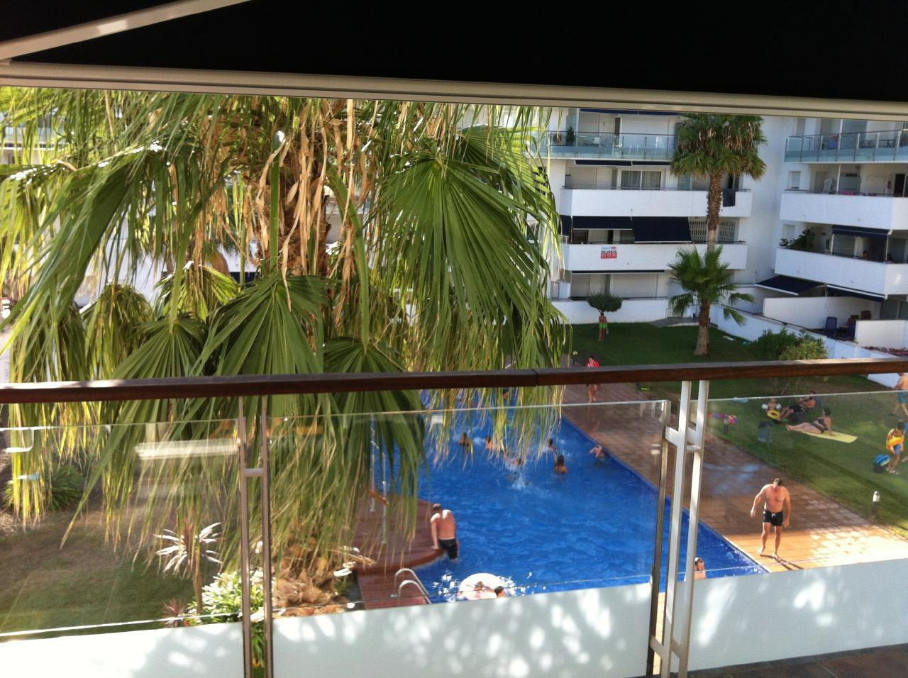 Ferienwohnung Wohnung in Neubau, sehr gut ausgestattet und praktisch, mit Klimaanlage Gemeinschaftspool  (2329141), Rosas (Costa Brava), Costa Brava, Katalonien, Spanien, Bild 1