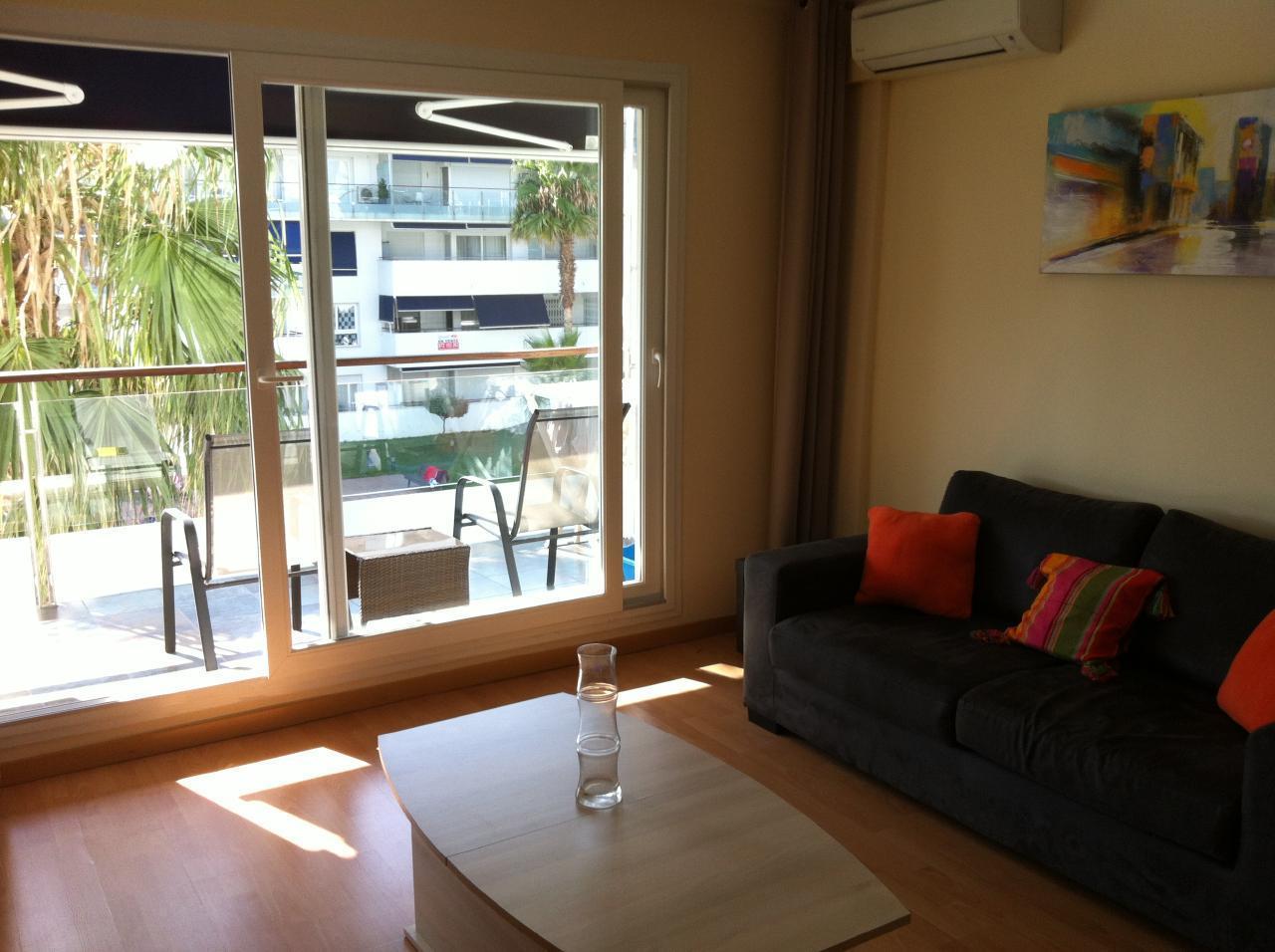 Ferienwohnung Wohnung in Neubau, sehr gut ausgestattet und praktisch, mit Klimaanlage Gemeinschaftspool  (2329141), Rosas (Costa Brava), Costa Brava, Katalonien, Spanien, Bild 8