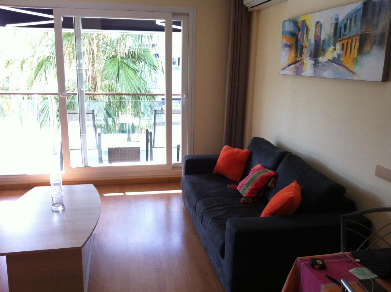 Ferienwohnung Wohnung in Neubau, sehr gut ausgestattet und praktisch, mit Klimaanlage Gemeinschaftspool  (2329141), Rosas (Costa Brava), Costa Brava, Katalonien, Spanien, Bild 4