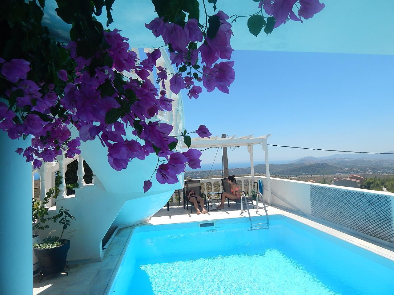 Holiday house Haus mit privatem Pool am Stadtrand von Athen (2329498), Rafina, , Attica, Greece, picture 1