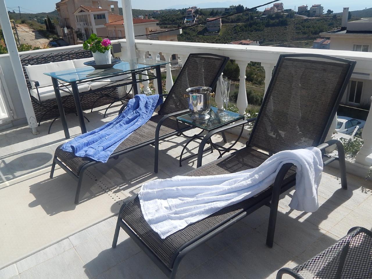 Holiday house Haus mit privatem Pool am Stadtrand von Athen (2329498), Rafina, , Attica, Greece, picture 7
