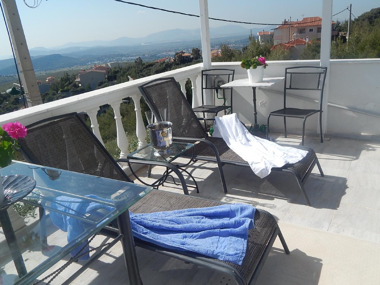 Holiday house Haus mit privatem Pool am Stadtrand von Athen (2329498), Rafina, , Attica, Greece, picture 9