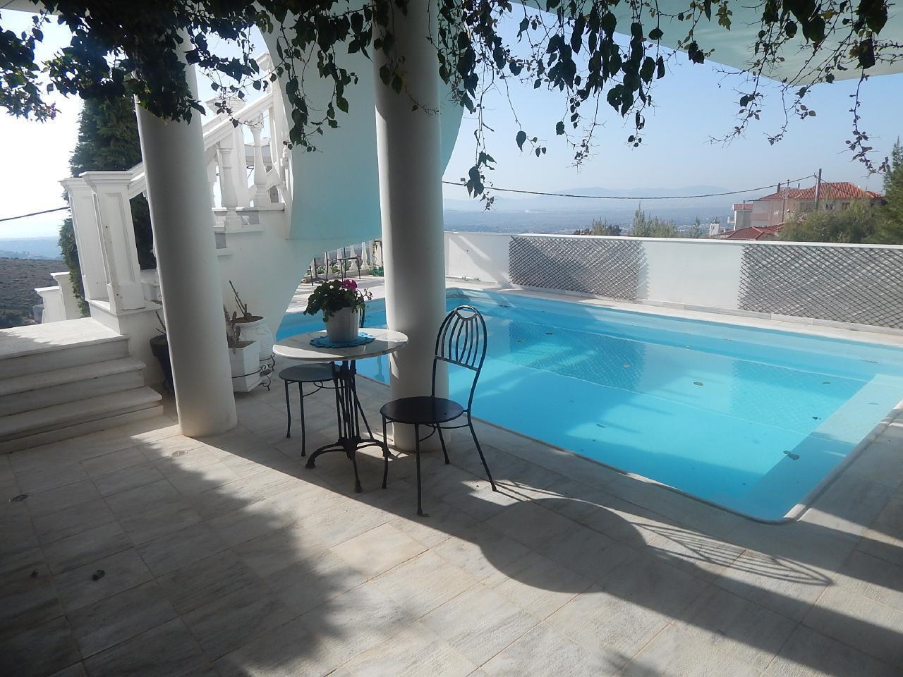 Holiday house Haus mit privatem Pool am Stadtrand von Athen (2329498), Rafina, , Attica, Greece, picture 2