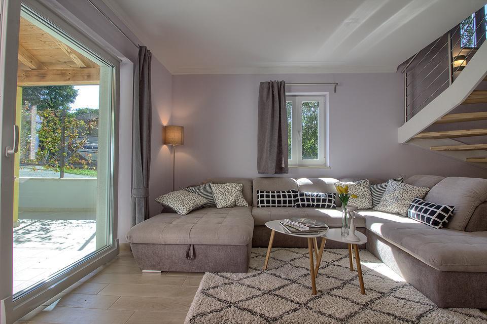 Ferienhaus Schöne Villa mit 2 privaten Pools, 6 Schlafzimmern, 6 Badezimmern, 2 km vom Strand entfern (2329516), Mugeba, , Istrien, Kroatien, Bild 9