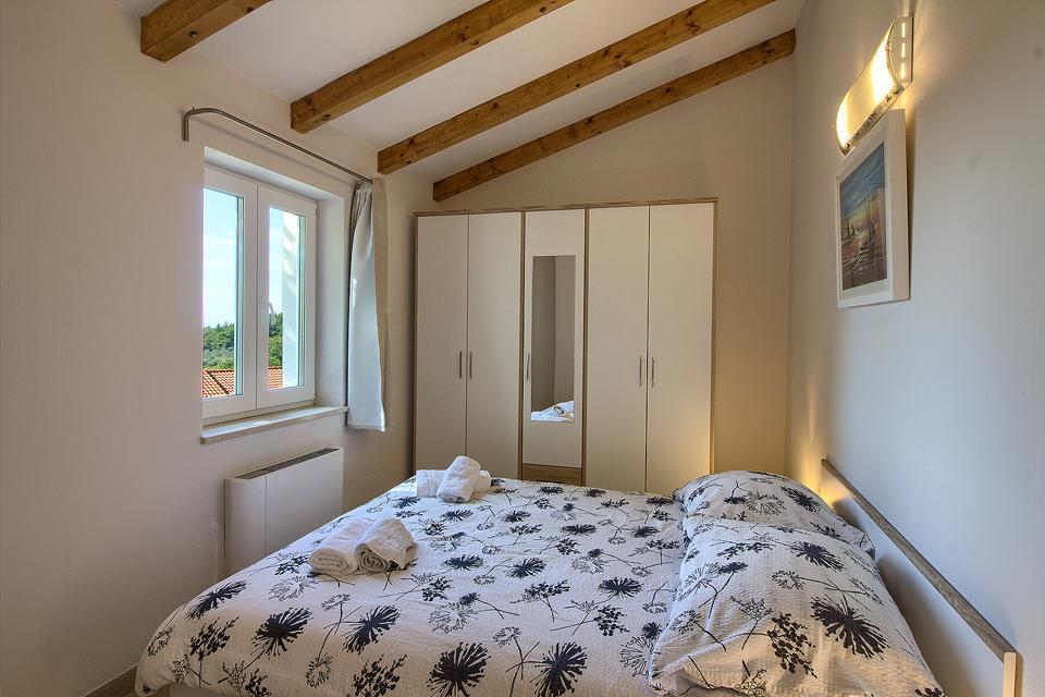 Ferienhaus Schöne Villa mit 2 privaten Pools, 6 Schlafzimmern, 6 Badezimmern, 2 km vom Strand entfern (2329516), Mugeba, , Istrien, Kroatien, Bild 17