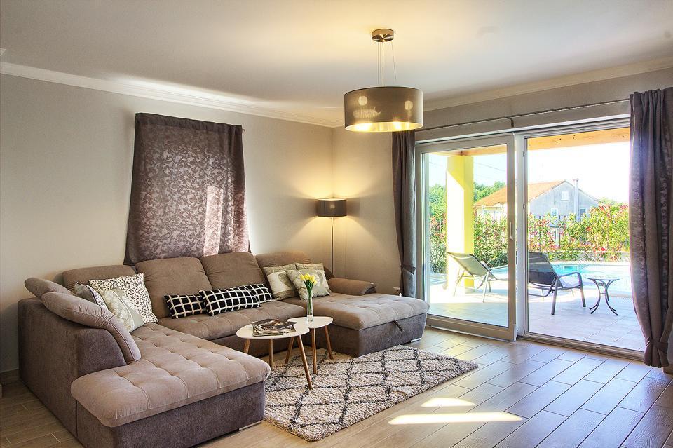 Ferienhaus Schöne Villa mit 2 privaten Pools, 6 Schlafzimmern, 6 Badezimmern, 2 km vom Strand entfern (2329516), Mugeba, , Istrien, Kroatien, Bild 31