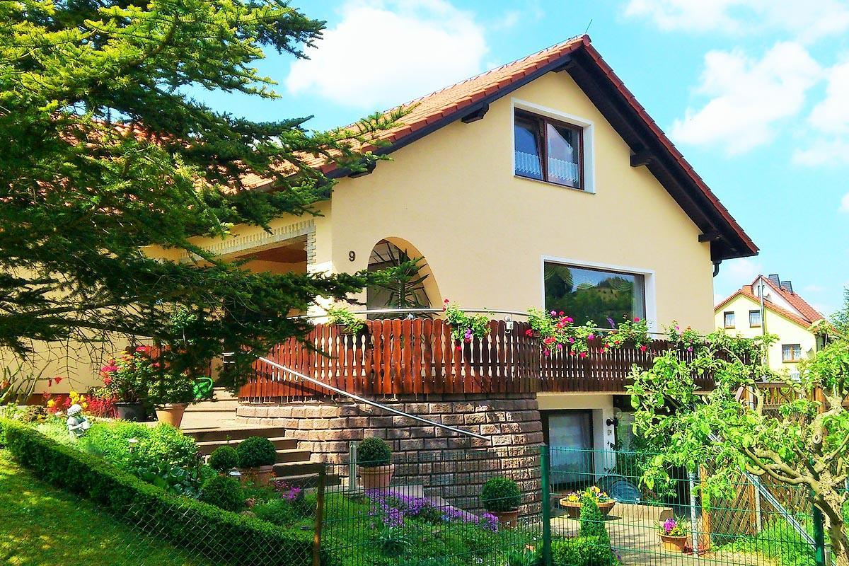 Holiday apartment Ferienwohnungen Reinhardt (Typ B für 3-4 Personen) (234107), Diedorf, Rhön (Thuringia), Thuringia, Germany, picture 16
