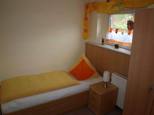 Holiday apartment Ferienwohnungen Reinhardt (Typ B für 3-4 Personen) (234107), Diedorf, Rhön (Thuringia), Thuringia, Germany, picture 3